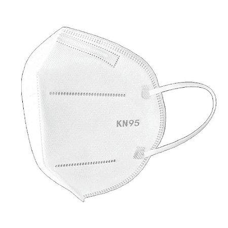Máscara de Proteção Respiratória PFF2 KN95 Kit c/ 2 Unidades