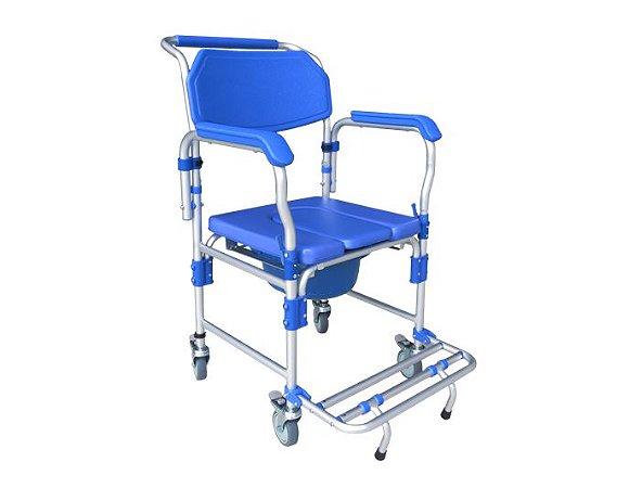 Cadeira para higiene até 150kg D60 - Dellamed