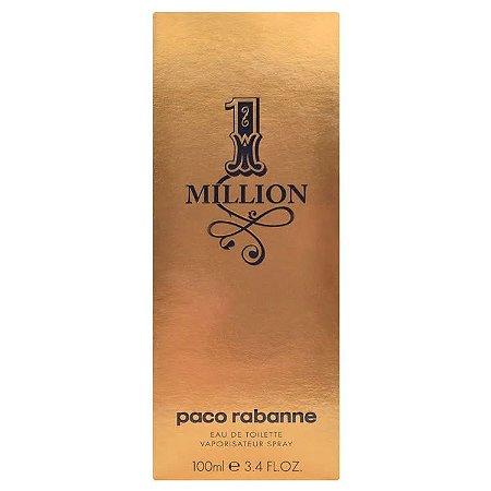 1 Million Paco  Rabanne EDT Masculino 100ml