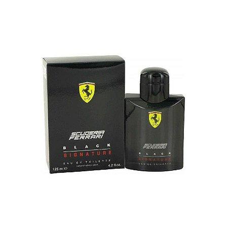 Ferrari Black EDT Masculino 125ml