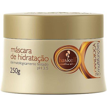 Mascara Multifuncoes Mandioca Afro Haskell 250gr