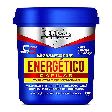 Mascara Ultra Concentrada Energetico Capilar Forever Liss 240gr