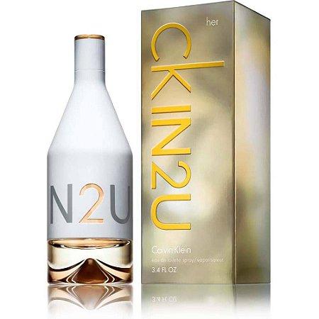 CK IN2U F 100 ml