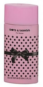 Real Time Dots e Things Pink Woman EDP 100ml