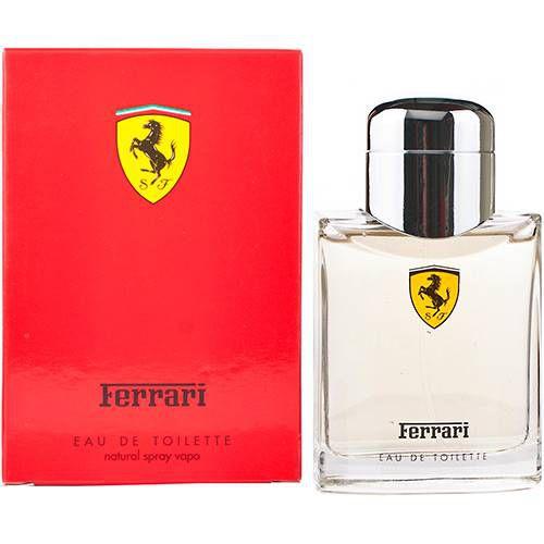 Ferrari Red Masculino 125 ml