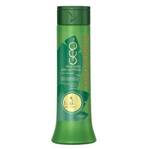 Haskell Shampoo Pós Química Bananeira 300 ml