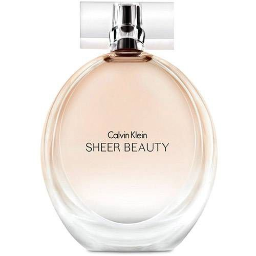 CK  Sheer Beauty Feminino Eau de Toilette 100ml