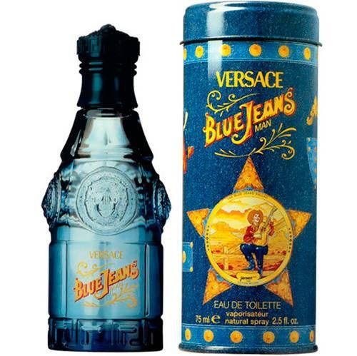 Versace Blue Jeans M 75 ml