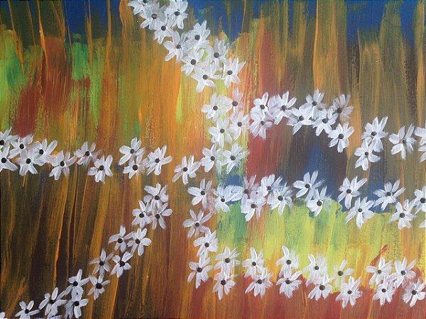 Flores Brancas - Original