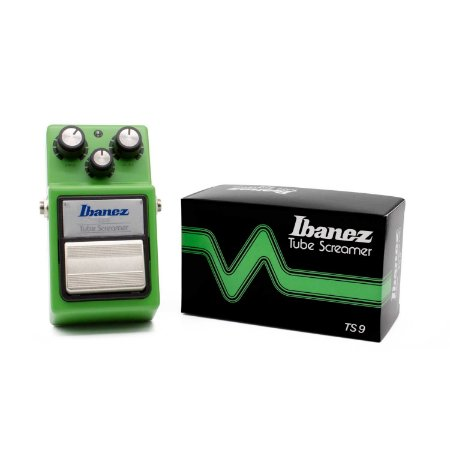 Pedal TS9 Tube Screamer Ibanez Overdrive