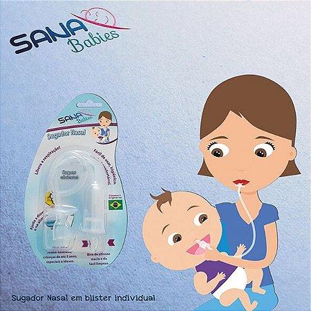 Sugador Nasal SANA BABIES  sem estojo