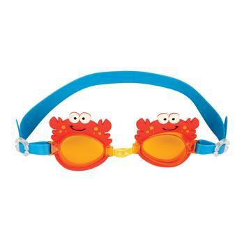 Óculos de natação UV- Caranguejo