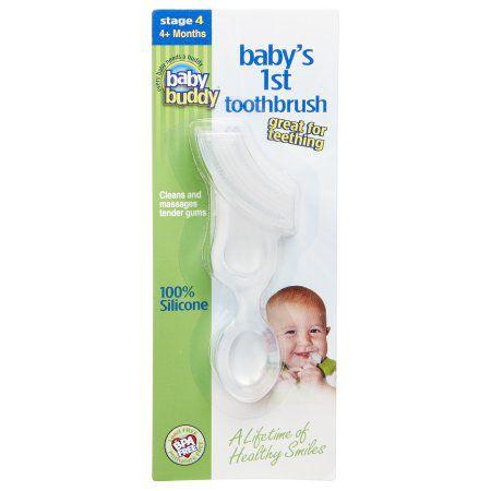 Massageador e escova Baby Buddy