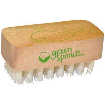 Escova para unhas- Green Sprouts