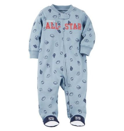Pijama All Star- Carters