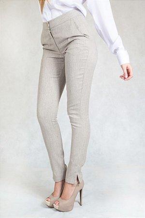 Calça Feminina Alfaiataria Rustic
