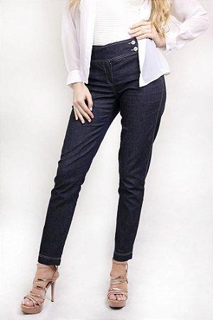 Calça Feminina Clássica Jeans
