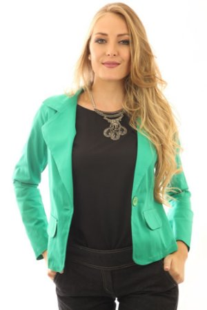 Blazer Feminino Verde