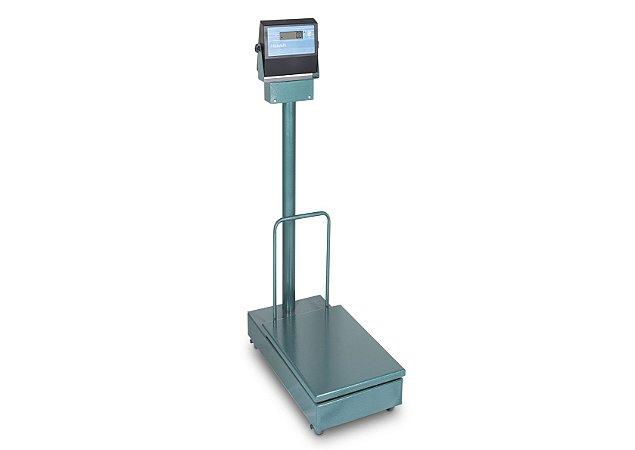 Balança Híbrida com Coluna (até 300kg) MIC-300H