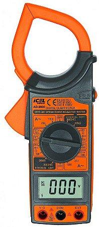 Alicate Amperímetro Digital Modelo AD-9900