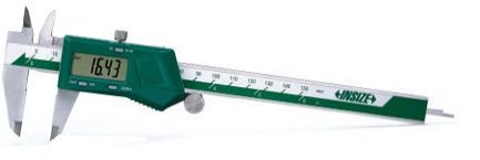 Paquímetro Digital de 0 a 150mm Insize Modelo 1108-150
