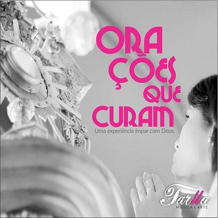 CD Orações que curam - Vol. 1