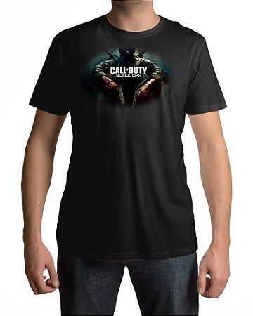 Camiseta COD Call of Duty BlackOps