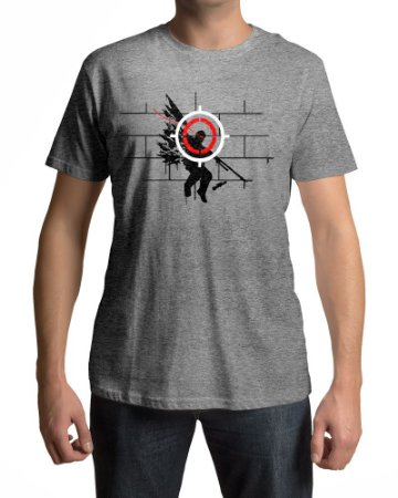 Camiseta CS:GO Counter Strike S1mple Grafitti
