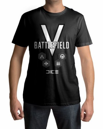 Camiseta BFV Battlefield V Classes