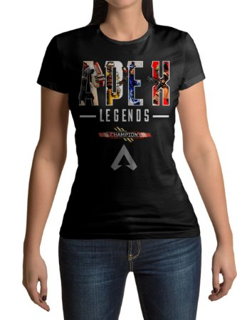 Camiseta APEX Legends Champion