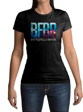 Camiseta Battlefield Brasil Logo BFV