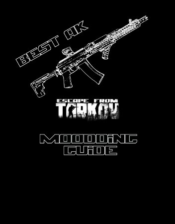 Camiseta Escape From Tarkov Best AK