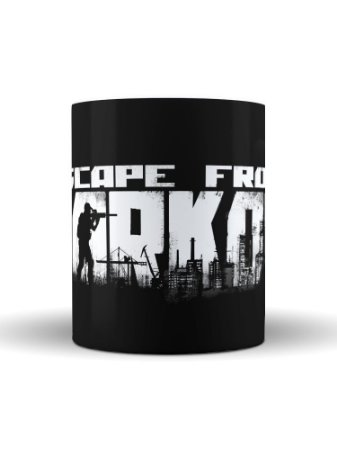 Caneca Escape From Tarkov Logo