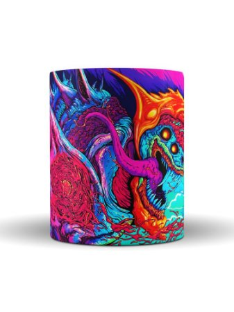 Caneca CSGO Counter-Strike Hyper Beast