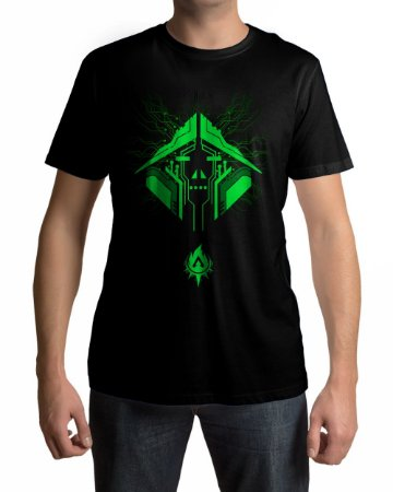 Camiseta APEX Legends Crypto
