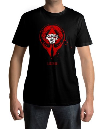 Camiseta APEX Legends Revenant Assimilation