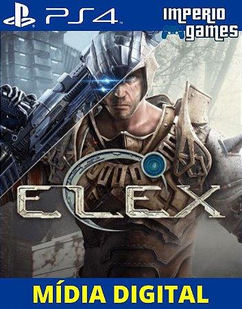 ELEX- PS4 - MÍDIA DIGITAL