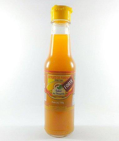 Extrato de Pimenta Ervas Finas Sabor da Pimenta - Amarela - 150g