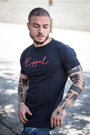 Camiseta Effel Signature Embroidery