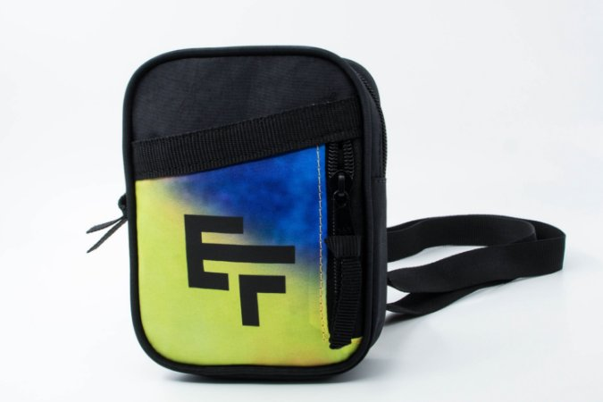 Shoulder Bag Effel TieDye