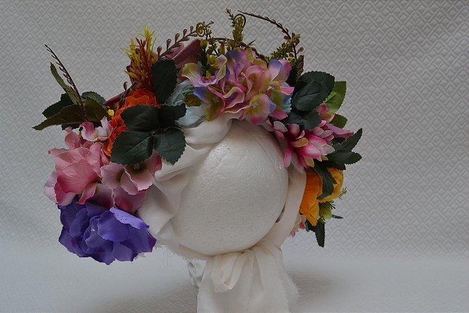 Bonnet Floral