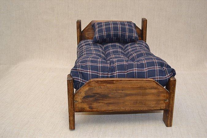 Cama Princesa com futon