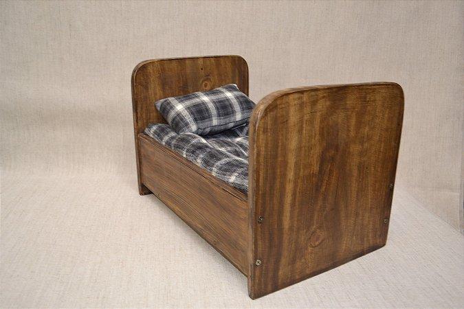 Berço Baby com futon