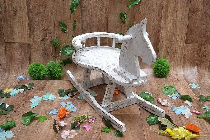 Cavalo Rustico Patina