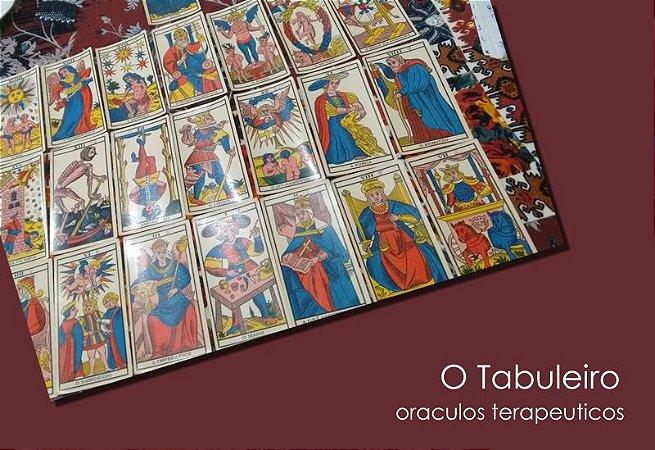 Consulta Tarot de Marselha - O Tabuleiro (Virtual)