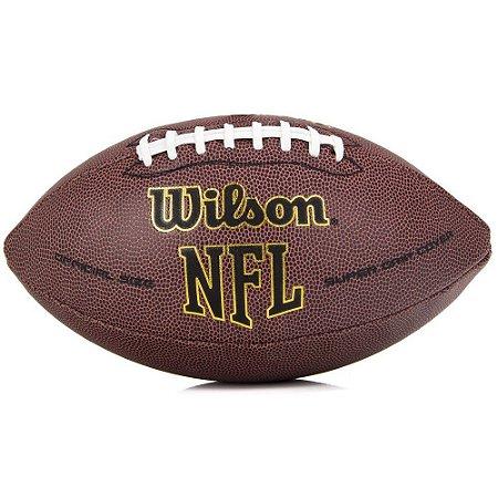 Bola Wilson NFL Super Grip Oficial