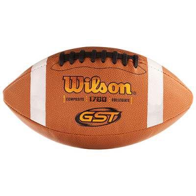 Bola Wilson GST Tamanho Oficial - Sport America 34b7b636037ae
