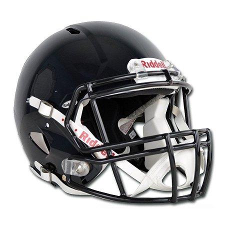 Helmet Riddell Speed com Facemask e Chinstrap - Novo