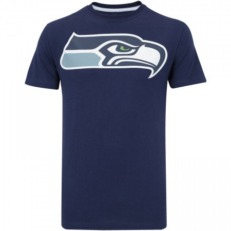 d0e45d475 Camiseta NFL Seattle Seahawks New Era - Azul