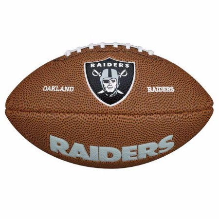 Bola Wilson NFL Team Oakland Raiders Junior